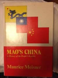 MAOS CHINA (The Transformation of modern China series)