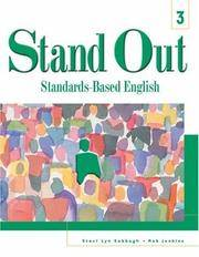Stand Out 3: Standards-Based English (Student Book)