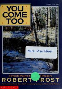 You Come Too: Favorite Poems for Youjng Readers