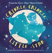 Crinkle, Crinkle, Little Star: Trace the Stars. Hear Them Crinkle.