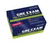 Kaplan GRE Vocabulary Exam in a Box Kaplan