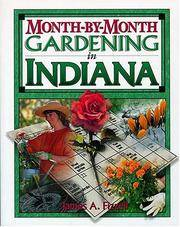 Month-by-Month Gardening in Indiana