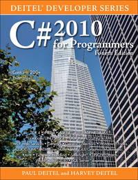 C# 2010 for Programmers (Deitel Developer)