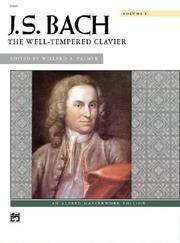 image of J. S. Bach: The Well-Tempered Clavier, Vol. 1