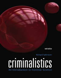 image of Criminalistics: An Introduction to Forensic Science (10th Edition)