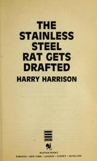 The Stainless Steel Rat Gets Drafted