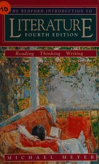 image of Compact Bedford Introduction to Literature : Reading, Thinking, and Writing