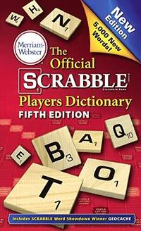 image of The Official Scrabble Players Dictionary (Turtleback School & Library Binding Edition)