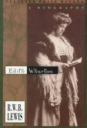Edith Wharton: A Biography