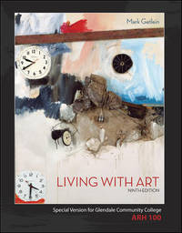 image of Living With Art - ninth edition (special GCC edition) ARH 100 (Living with Art)