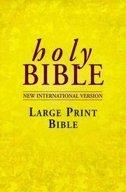 NIV Bible: New International Version