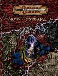 Monster Manual IV (V. 4)