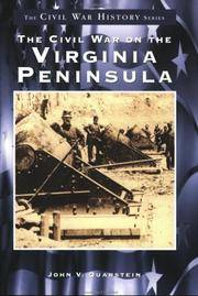 The Civil War on the Virginia Peninsula (Signed)