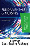 image of Fundamentals of Nursing - Text and Virtual Clinical Excursions 3.0 Package