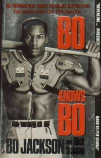 image of Bo Knows Bo: The autobiography of a ballplayer