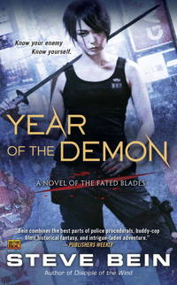 Year of the Demon - Fated Blades vol. 2