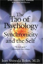 The Tao of Psychology Synchronicity and the Self