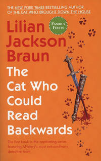 image of The Cat Who Could Read Backwards
