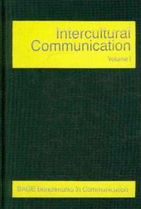 Intercultural Communication (SAGE Benchmarks in Communication)