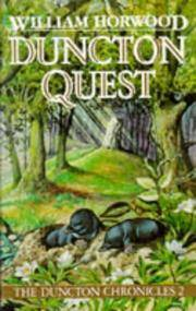 Duncton Quest (The Duncton Chronicles, Vol. 2)