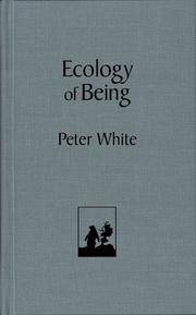 Ecology of Being