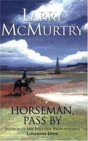 image of Horseman, Pass by