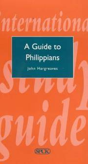 A Guide to the Philippians