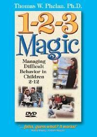 image of 1-2-3 Magic: Managing Difficult Behavior in Children 2-12