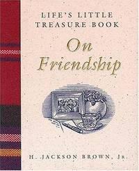 Life's Little Treasure Book on Frienddship