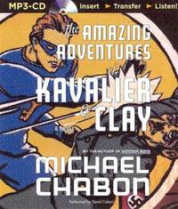 image of Amazing Adventures of Kavalier_Clay, The