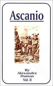 image of Ascanio: Vol. II (v. II)