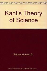 Kant's Theory of Science (Princeton Legacy Library)