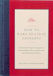 How to Make Holiday Desserts: An Illustrated Step-By-Step Guide to Plum Pudding