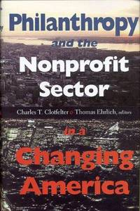 Philanthropy and the Nonprofit Sector in a Changing America: