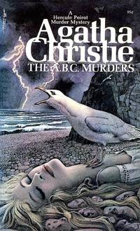 The ABC Murders: A Hercule Poirot Murder Mystery by  Agatha Christie - Paperback - Reprint - 1976 - from Persephone's Books (SKU: 040525)