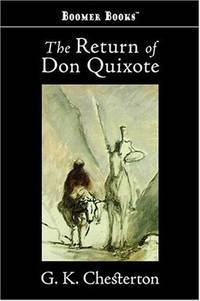 The Return of Don Quixote by G. K. Chesterton - Paperback - 2007-01-10 - from Ergodebooks and Biblio.com