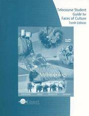 image of Telecourse Study Guide for Haviland/Prins/Walrath?s Anthropology: The Human Challenge, 10th