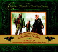 The Christmas Miracle of Jonathan Toomey - Book and CD