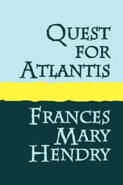 QUEST FOR ATLANTIS Large Print
