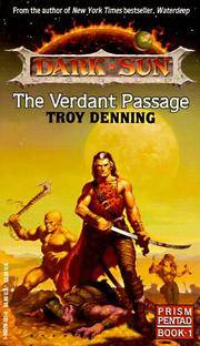 The Verdant Passage (Prism Pentad, Book 1)