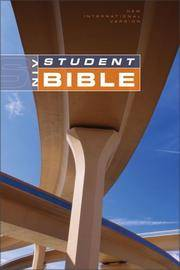 image of NIV Student Bible, Revised, Compact Edition