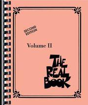 image of The Real Book - Volume 2: C Instruments (Real Books (Hal Leonard))