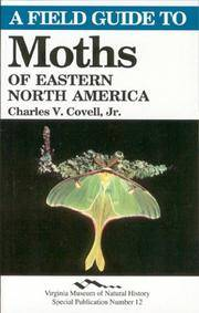 image of A Field Guide to Moths of Eastern North America (Special Publication / Virginia Museum of Natural History)
