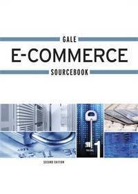 Gale e-commerce sourcebook, 2d ed.