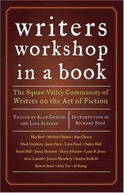 Writer's Workshop in a Book: The Squaw Valley Community of Writers on the Art of Fiction