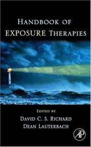 image of Handbook of Exposure Therapies
