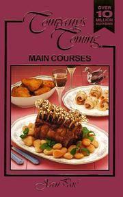 Main Courses (Company\'s Coming)