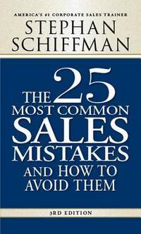 The 25 Most Common Sales Mistakes