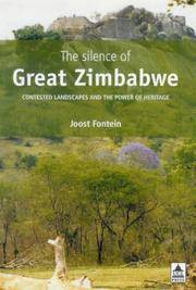 The Silence of Great Zimbabwe (University College London Institute of Archeology Publications Vol. 37)