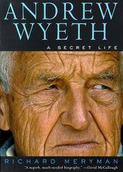 Andrew Wyeth: A Secret Life by Richard Meryman - Paperback - April 1998 - from A Cappella Books (SKU: 219284)